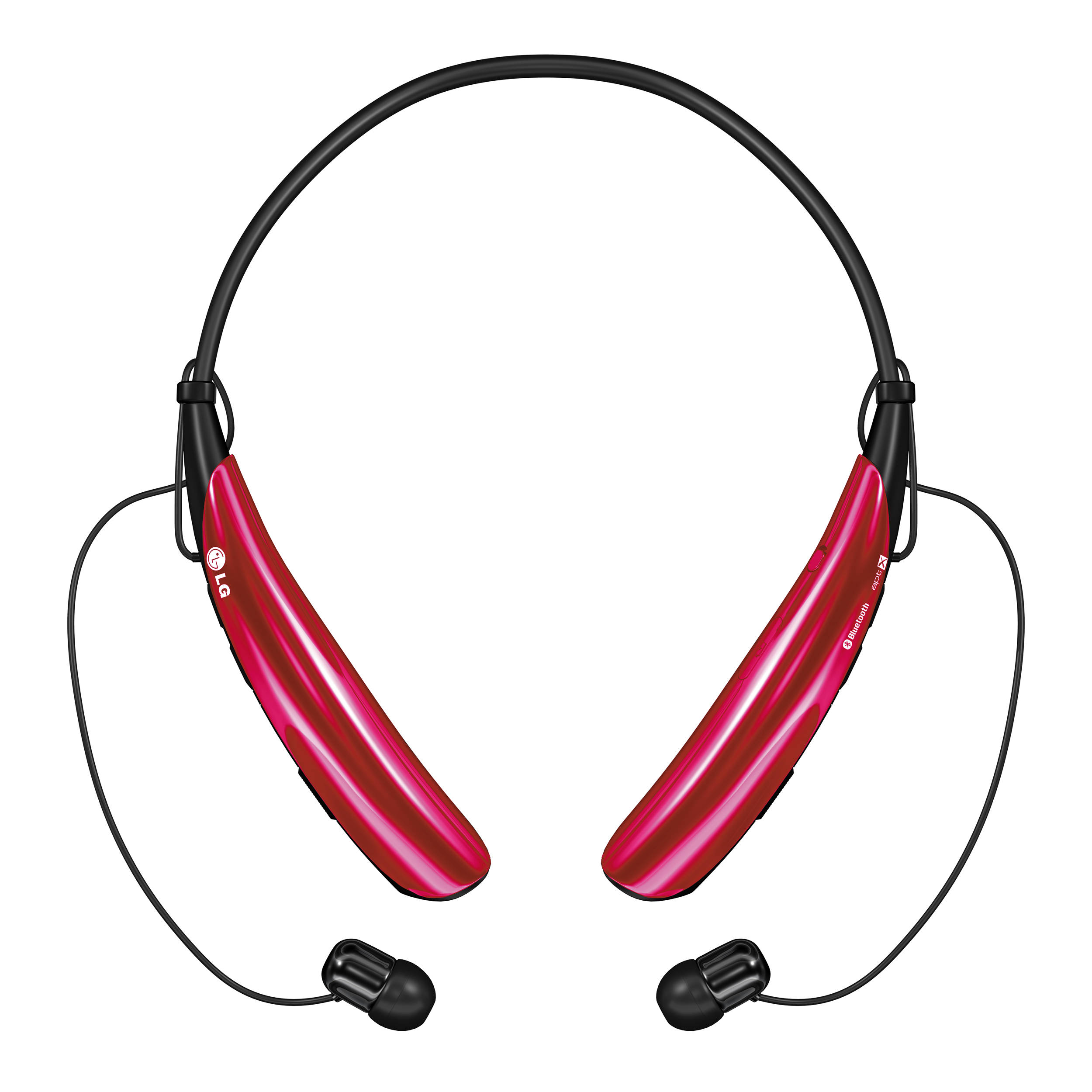 Headphones bluetooth sport pink - pink bluetooth headphones lg