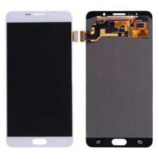 Galaxy Note 5 LCD Gold / White
