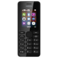 Nokia 108 Dual Sim Black